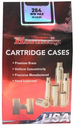 Hornady Unprimed Cases - 264 Win Mag, 50ct Box?>