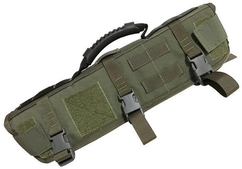 J.S.A. Tactical Scope Cover and Carry Handle -Ranger Green?>