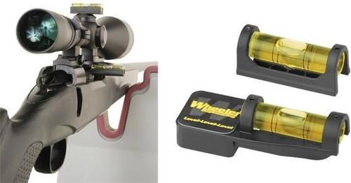Wheeler Engineering Gunsmithing Supplies Scope Mounting & Bore Sighting - Level-Level-Level?>
