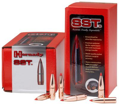"Hornady Rifle Bullets, SST - 30 Caliber (.308""), 180Gr, SST, 100ct Box?>"