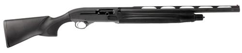 "Beretta 1301 Comp Semi-Auto Shotgun - 12Ga, 3"", 24"", Steelium, Vented Rib, Blued, Tactical Synthetic Stock, 5rds, Fiber Optic Front & Mid Bead, OptimaChoke-HP (IC), Oversized Bolt Release, Charging Handle, & Loading Port?>"