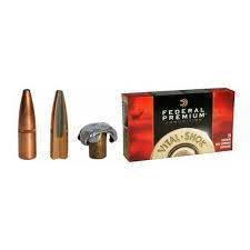 Federal Premium Vital-Shok Rifle Ammo - 7mm Rem Mag, 175Gr, Trophy Bonded Bear Claw, 20rds Box, 2750fps?>