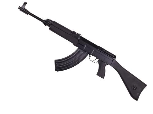 "Czech Small Arms (CSA) Sa vz. 58 Sporter Carbine Semi-Auto Rifle - 7.62x39mm, 18.6"", Chrome Lined, Black, Black Fixed Stock, 2x5/30rds?>"
