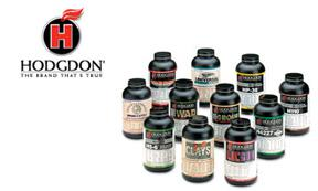 Hodgdon Smokeless Extreme Rifle Powders - Benchmark, 1 lb?>