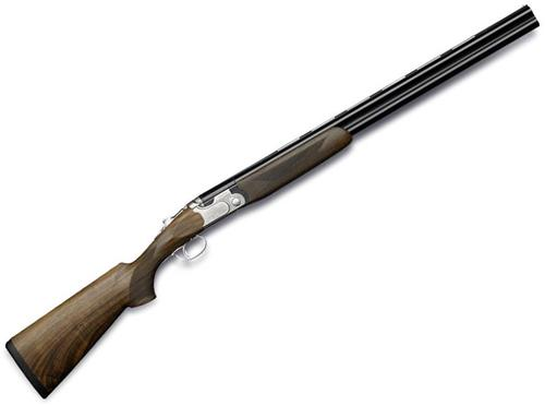 "Beretta 693 Field Over/Under Shotgun - 12Ga, 3"", 28"", Steelium, Blued, Oiled High-Grade Wood Stock, OptimaChoke HP Flush (F,IM,M,IC,C)?>"
