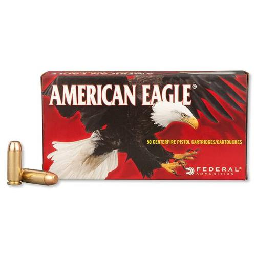 Federal American Eagle Handgun Ammo - 10mm Auto, 180Gr, FMJ, 1000rds Case?>