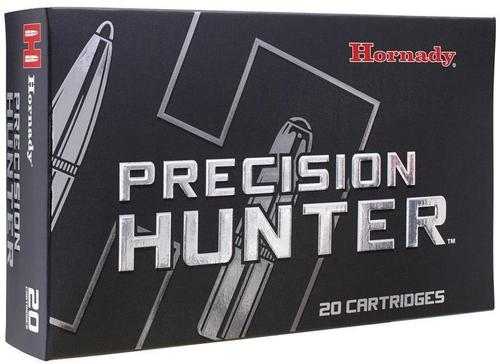 Hornady Precision Hunter Rifle Ammo - 300 Win Mag, 200Gr, ELD-X, 20rds Box?>