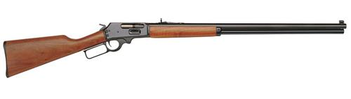 "Marlin 1895CB Lever Action Rifle - 45-70 Govt, 26"", Octagonal Barrel, Blued, Adjustable Marbles Arms semi-Buckhorn Rear Sight & Marbles front sight post, Black Walnut Straight Grip Stock, 9rds?>"
