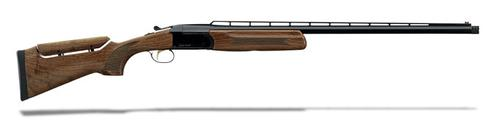 "Stoeger Industries IGA The Grand Single Barrel Break Action Shotgun - 12Ga, 3"", 30"", Vented Rib, Blued, A-Grade Satin Walnut Stock Adjustable Comb, Red Fiber Optic Front Sight, Flush & Extended Chokes (C,IC,M,IM,F)?>"