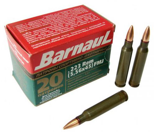 BarnauL Rifle Ammo - 223 Rem (5.56x45mm), 62Gr, FMJ, Lacquered Steel Case, Non-Corrosive, 20rds Box?>
