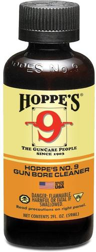 Hoppe's No.9 Bore Cleaners - No.9 Gun Bore Cleaner, 2 fl oz Bottle?>