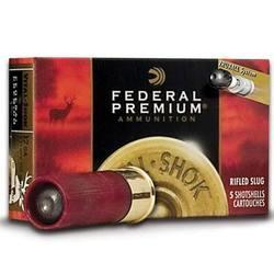 "Federal Premium Vital-Shok TruBall Shotgun Ammo - 12Ga, 2-3/4"", 1oz, TruBall Rifled Slug, 1600fps, 250rds Case?>"