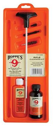 Hoppe's No.9 Cleaning Kits - Rifle Kit w/Aluminum Rod, (.30, 30-06, 30-30, .303, .308, .32, 8mm)?>
