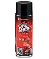 Hornady Metallic Reloading Tools & Gauges, Lubes & Cleaners - One Shot Spray Case Lube w/Dyna Glide Plus, 5.5oz (141g) Aerosol?>