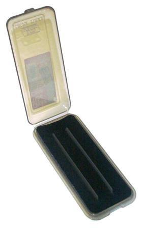 MTM Case-Gard Choke Tube Cases, CT9 - Holds 6 Extended or 9 Standard Tubes, Clear Smoke?>