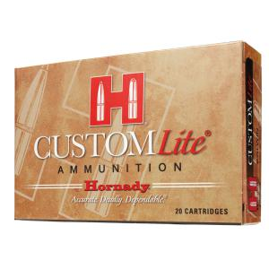 Hornady Custom Lite Rifle Ammo - 270 Win, 120Gr, SST Custom Lite, Reduced Recoil, 20rds Box?>