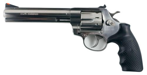 "Alfa-Proj ALFA Steel 2261 DA/SA Revolver - 22 LR, 6"", Stainless, Steel, 9rds, Adjustable Sight?>"