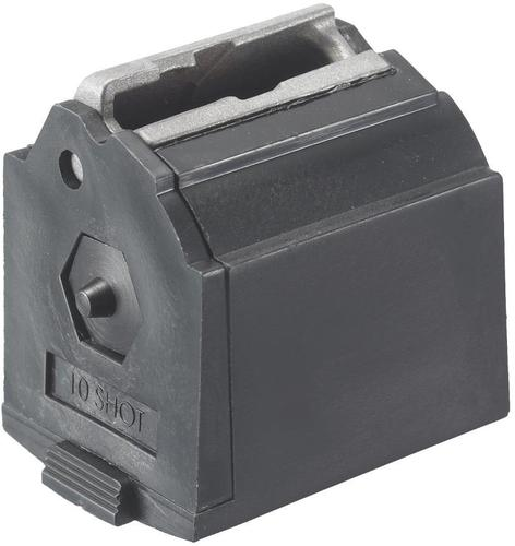 Ruger Magazines & Loaders, Autoloading Rifle - 10/22 Magazine, 22 LR, 10rds, Black Plastic?>