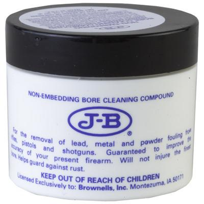 J-B Non-Embedding Bore Cleaning Compound - 2oz (57g)?>