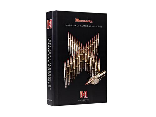 Hornady Reloading Hand Book (Reloading Manual) 10th Edition?>