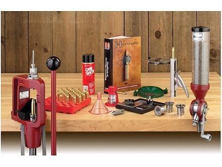 Hornady Metallic Reloading, Lock-N-Load Presses - Lock-N-Load Classic Kit?>