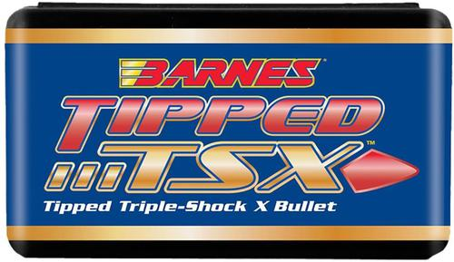 "Barnes Tipped Triple-Shock X (TTSX) Bullets - 35 Caliber(358""), 180 Grain, Spitzer Flat Base, 50ct?>"