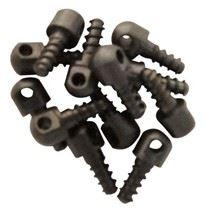 "GrovTec GT GrovTec Parts, GT Bulk Sling Swivel Studs - Wood Screw Swivel Studs, 1/2"", w/Spacer, Each?>"
