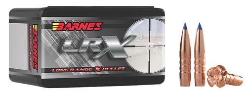"Barnes LRX (Long-Range X) Hunting Rifle Bullets - 7mm Caliber (.284""), 168Gr, LRX BT, 50ct Box, (1:8"" Twist of Faster)?>"