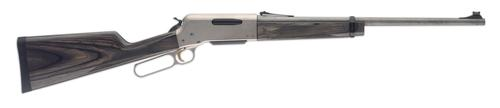 "Browning BLR Lightweight '81 Stainless Takedown Lever Action Rifle - 7mm-08 Rem, 20"", Gloss Finish, 4rds?>"