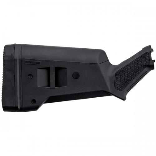 Magpul Buttstocks - SGA, Mossberg 500/590/590A1 Shotgun, Black?>