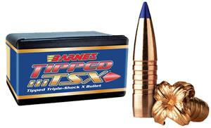"Barnes TTSX (Tipped Triple-Shock X) Hunting Rifle Bullets - 6.5mm (.264""), 120Gr, TTSX BT, 50ct Box?>"
