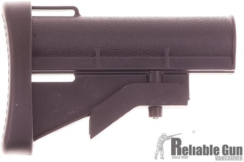 Diemaco / Colt Canada AR 15 Parts - C7A2/ C8A3 Sliding Butt Stock, Matte Black?>