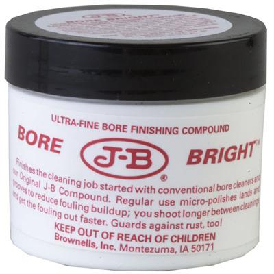 J-B Bore Bright Ultra-Fine Bore Finishing Compound - 2oz (57g)?>