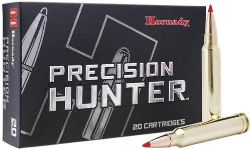 Hornady Precision Hunter Rifle Ammo - 6.5 Creedmoor, 143Gr, ELD-X, 200rds Case?>