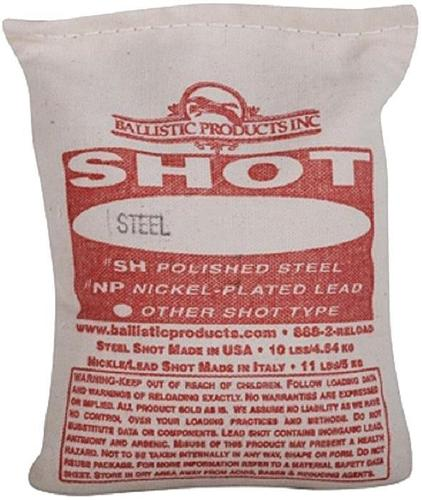 Hummason Manufacturing - Extra Hard Lead Shot, #7.5, 25lb Bag?>