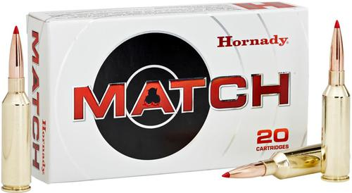 Hornady Match Rifle Ammo - 6.5 PRC, 147Gr, ELD Match, 20rds Box?>