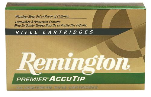 Rem. C. 270 WIN 130 gr. Accutip Big Game Rifle Ammunition?>