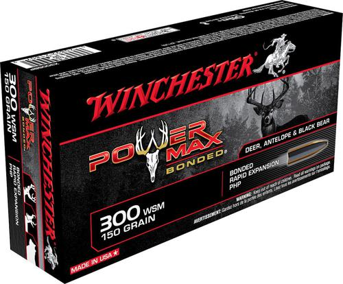 300 WSM 150GR POWER MAX BONDED?>