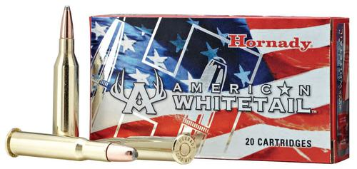 American WhiteTail 300 WIN MAG 150 gr. Interlock Big Game Rifle Ammunition?>