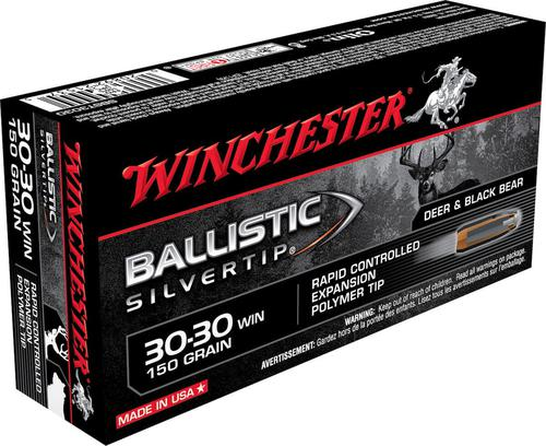 30-30 WIN 150 gr. Supr Ballistic Silvert Big Game Rifle Ammunition?>