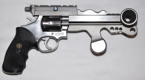 USED S&W 65 GLADIATOR .357Mag?>