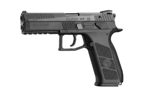 CZ P-09 DUTY  9mm Safety?>