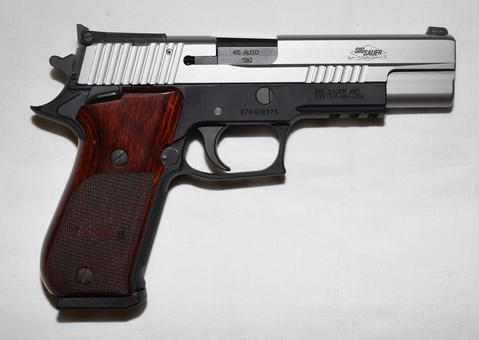 USED SIG P220 SUP.MATCH .45 AC?>