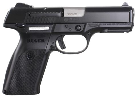 RUG SR-9  9mm BLACK?>