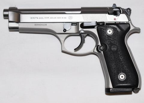 USED BER 96 STS .40 S&W?>