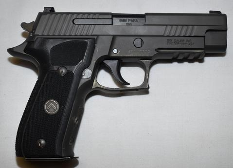 USED SIG P226 LEGION 9mm?>