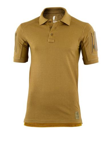 Shadow Strategic Shadow Elite:OPERATOR POLO SHIRT  COYOTE / LARGE?>