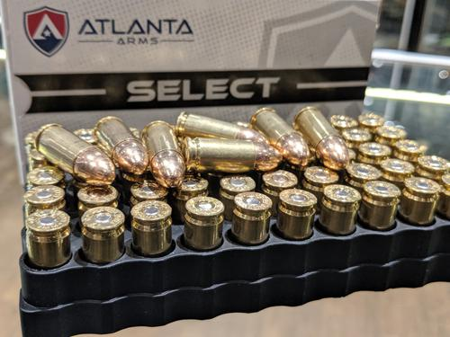 CSD canadian-sports Atlanta Arms Ammo 9mm 147gr 50rd FMJ AA select single?>
