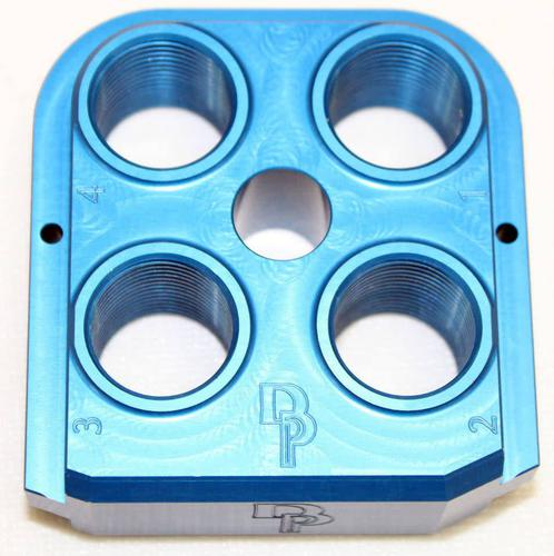 Dillon Dillon 550 BILLET TOOLHEAD BLUE?>