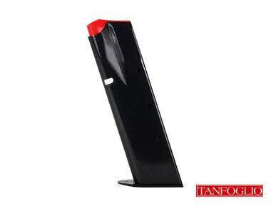 Tanfoglio Tanfoglio standard mag 9 Blued (fits tanfogio small frame and cz)?>
